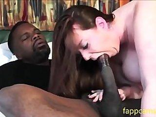 chubby slut black cock