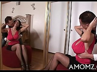 Hungry mom loves fucking