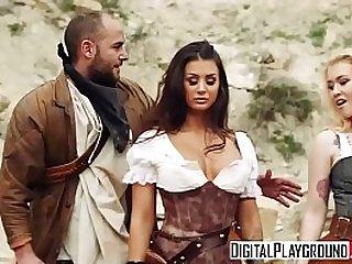 DigitalPlayground Rawhide Scene Susy Gala Nick Moreno