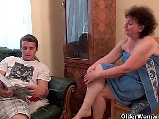 Why are you touching my penis grandma?