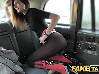Fake Taxi seduction with anal sex