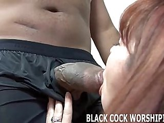His big black mamba cock fills me up completely