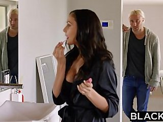 BLACKED Pop Star Ariana Marie First Interracial