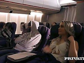 Fucking on a plane