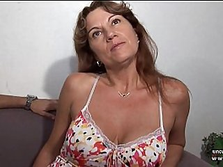 Casting amateur french squirt mom analyzed double penetrated hard gangbanged