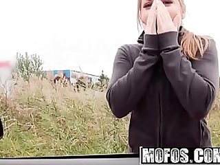 Mofos Stranded Teens Alessandra Jane Horny Hitchhiker Sucks Cock