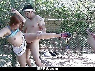 BFFS Tennis Summer Camp Sluts!