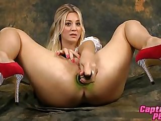Kaley Cuoco Sex Tape! Find