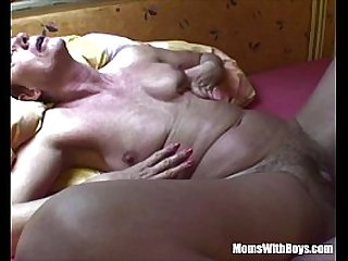 Horny Slut Anal With Big Cock