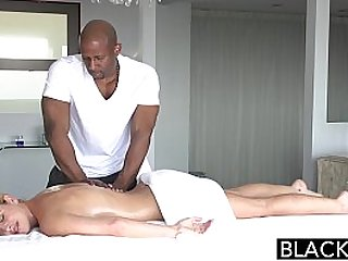 BLACKED Hot Southern Blonde Takes Black monster Cock