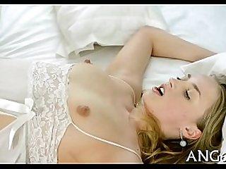 Drubbing beautys fuck holes