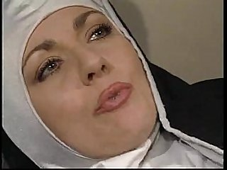 Sex in the convent Jessica is a perverse nun!