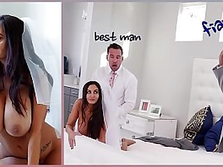 Big Tits MILF Bride Ava Addams Fucks The Best Man