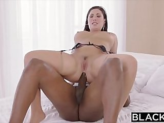 BLACKED Anal With My Boss To Get Ahead