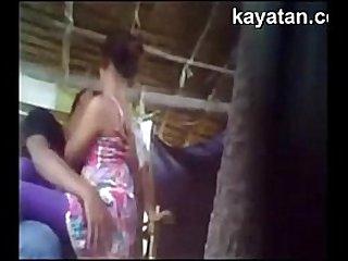 Huli Sila ni Pinay na Nagkantotan