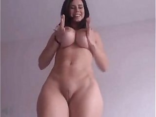 Brunette with perfect body webcam name ?