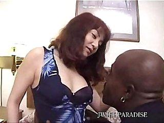 japanese wife get fucked black guy