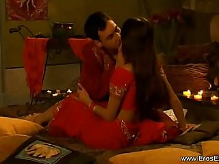 Exotic Indian Couple Beautiful Sex