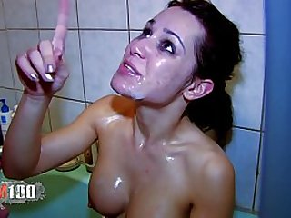 Sluts gets anal fucked hard , fist fucked, double fucked, and squirting