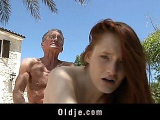 Great old young fuck