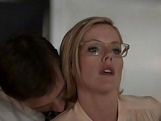 Kathleen Robertson Boss Sex scenes!