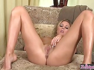 Twistys Samantha Saint starring at Cum With Me