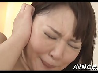 Finger fucking oriental doxy mom