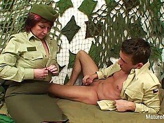 Granny Gets big Dick