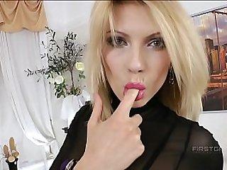 LEGALPORNO FULL SCENE Exclusive Karina Grand Anal Commando DP